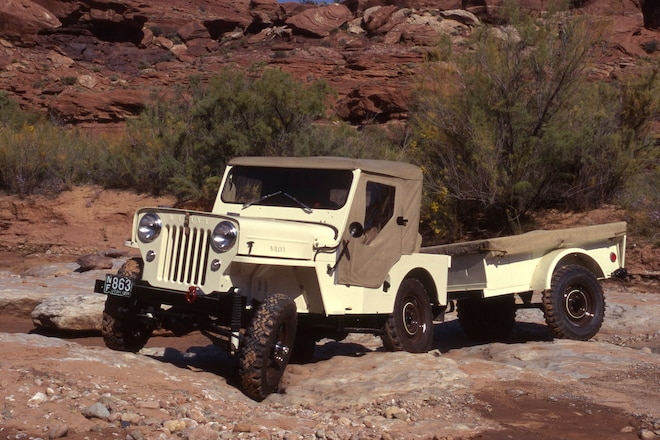 75 Years of Jeep Part 3 - The Jeep in Civvies: Mainstream Legends