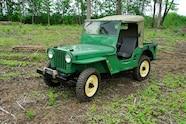006 48 Willys Wagon interior
