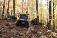 006 jericho trail options