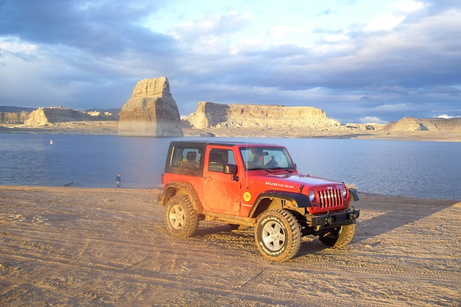 Nena Knows Jeeps: Take Your Time