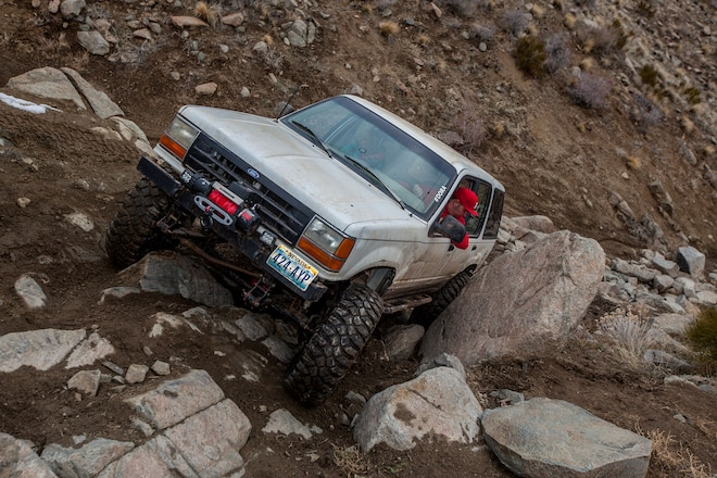 1992 Ford Explorer Lives Up to its Name