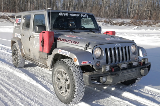 5,000 Frozen Miles In A Jeep: Day 5