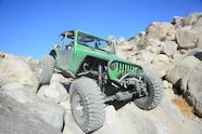 1998 jeep wrangler tj rockcrawler green ls gm v8 swap front lead