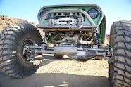 015 1998 jeep wrangler tj rockcrawler green ls gm v8 swap front