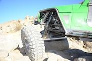 013 1998 jeep wrangler tj rockcrawler green ls gm v8 swap front suspension