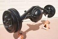 Build a Stronger Model 20 Axle