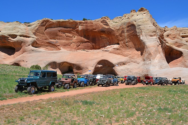 Moab Willys Rally