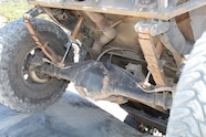 04 glad jeep gladiator rear suspension