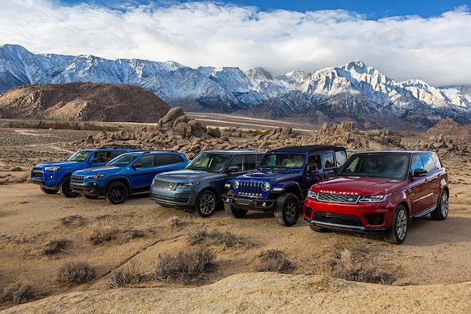 2019 SUV of the Year: Which 4x4 Wins Our On- and Off-Road Battle?