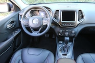 2019 suv of the year jeep cherokee trailhawk elite interior.JPG