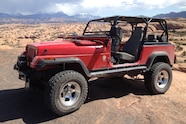 why j project wrangler in moab lead