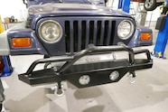 004 jeep bumpers designed for recovery