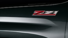 Chevrolet 2020 Silverado Z71 badge