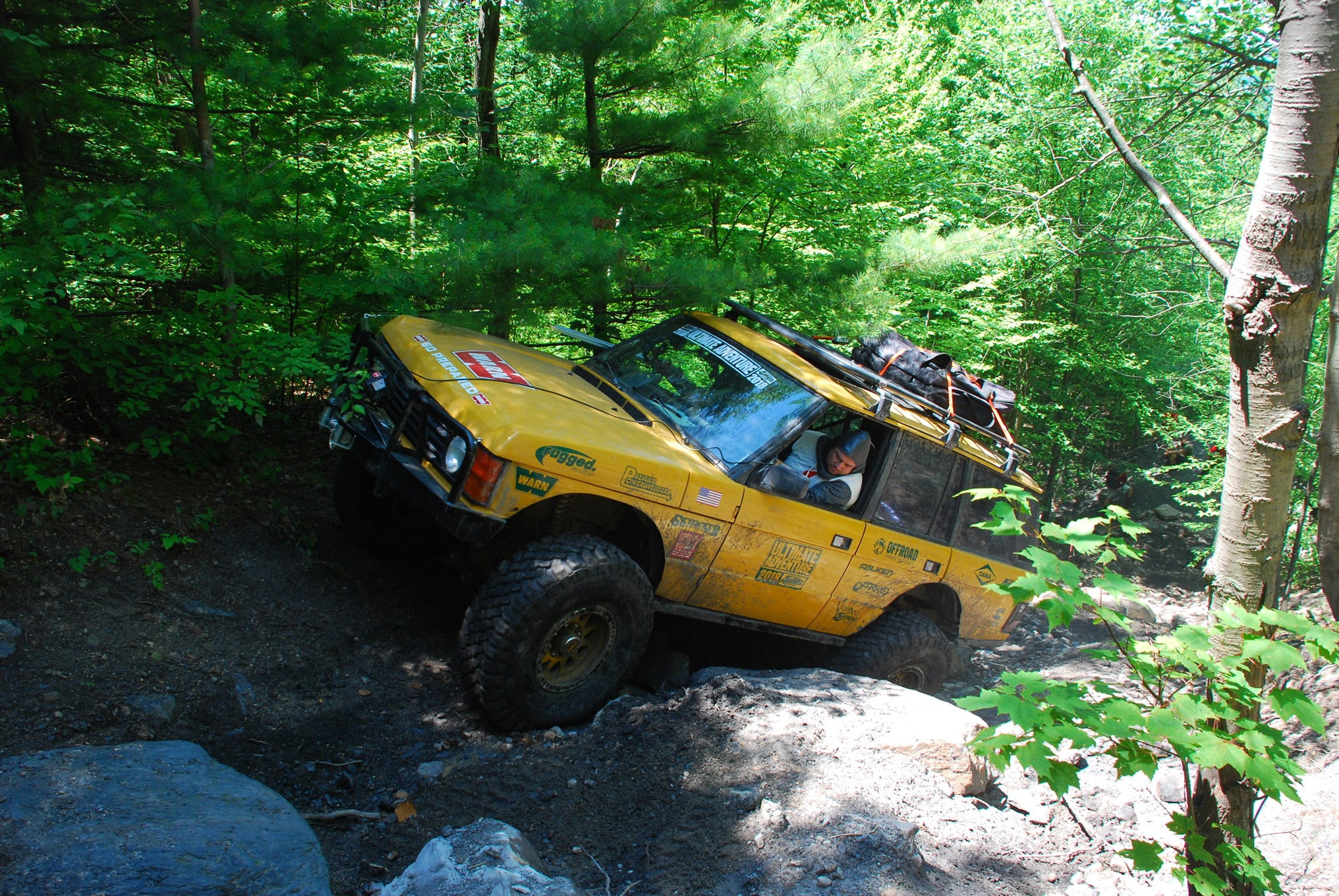 derange rover part 6 lead