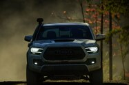 2020 toyota tacoma trd pro exterior front view