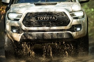 2020 toyota tacoma trd pro exterior front end