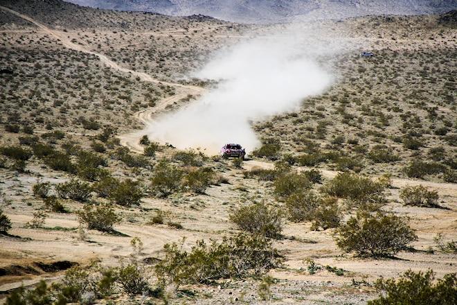 Unlimited Trucks Hit the Dirt for T1 Desert Invitational at KOH