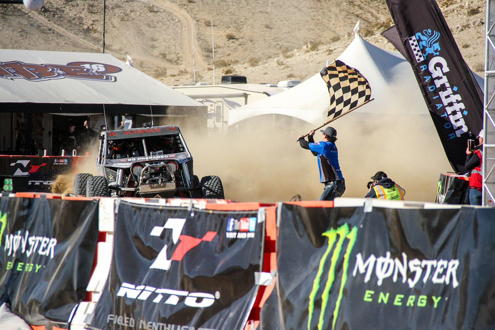 2019 King Of The Hammers Race 28