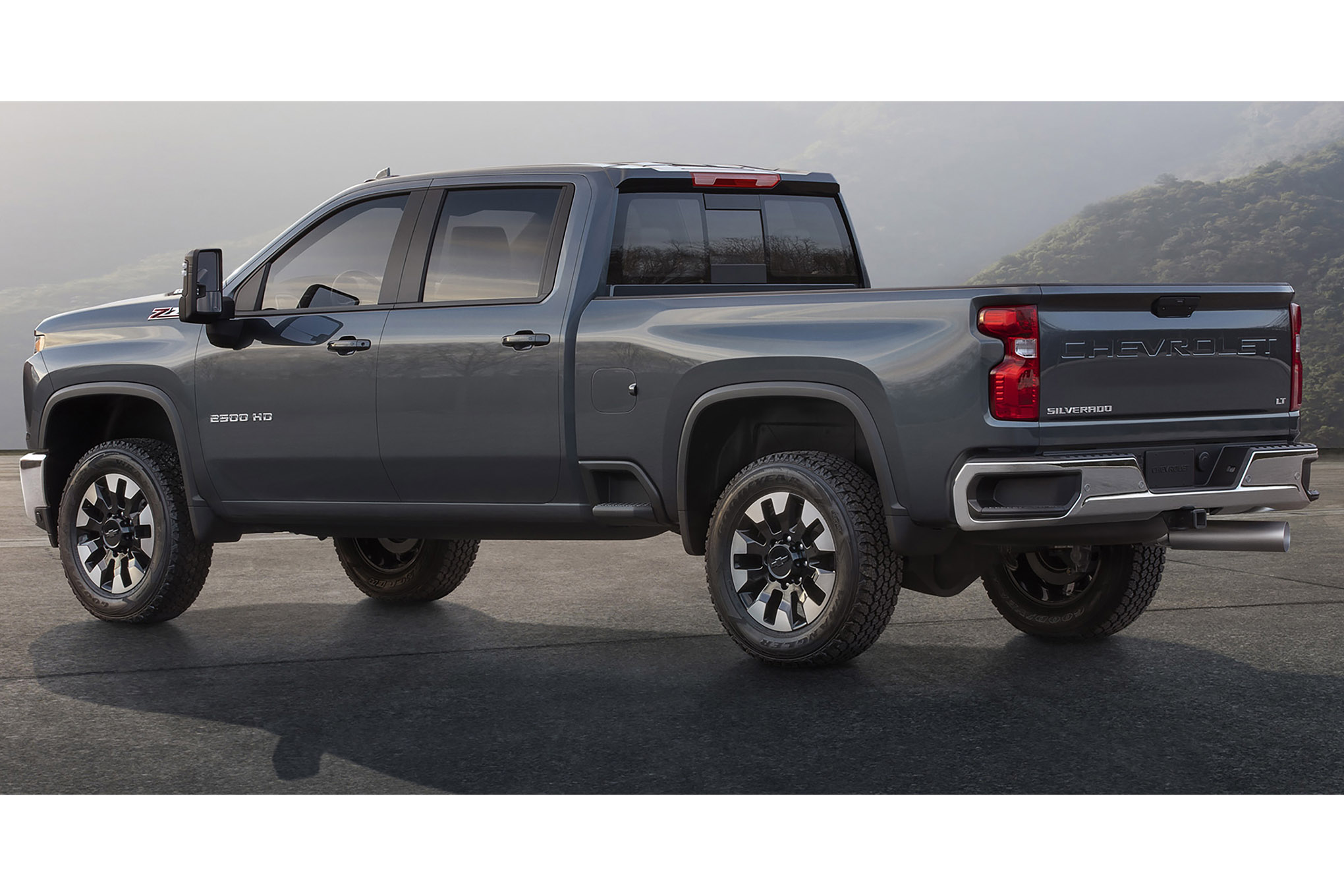 027 auto news four wheeler 2020 chevy silverado hd rear