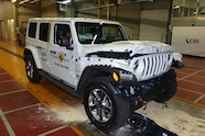 auto news four wheeler euro ncap crash test jeep wrangler