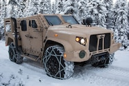 012 auto news four wheeler jltv army order oshkosh