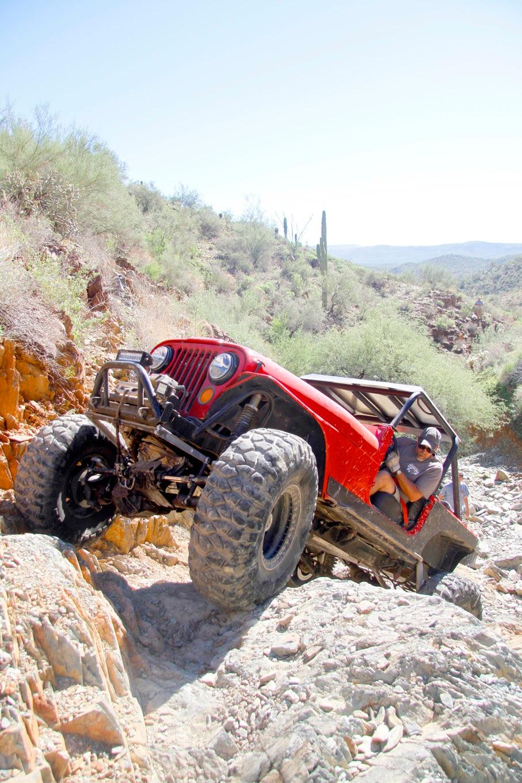 041 table mesa trails collateral damage 1983 scrambler