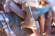 018 1976 cj 5 power steering upgrade pump bracket