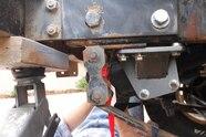 008 1976 cj 5 power steering upgrade steering box on frame
