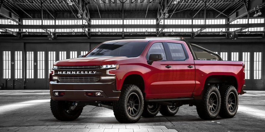 HENNESSEY'S 6X6 GOLIATH
