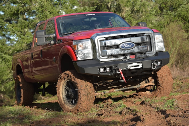 We install the Warn Zeon 12-S Platinum winch and Ascent bumper