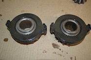 New genuine Spicer clutch packs for a Dana 44 Trac-Lok, part number
