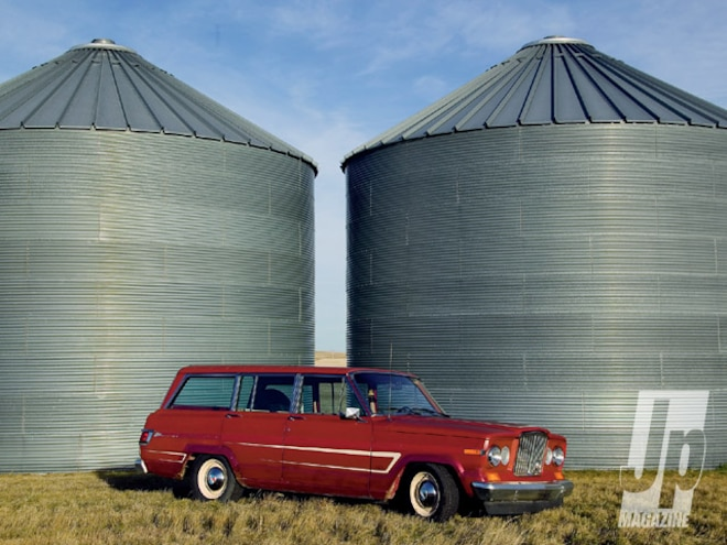 1983 Jeep Wagoneer - Hot Rod Waggy