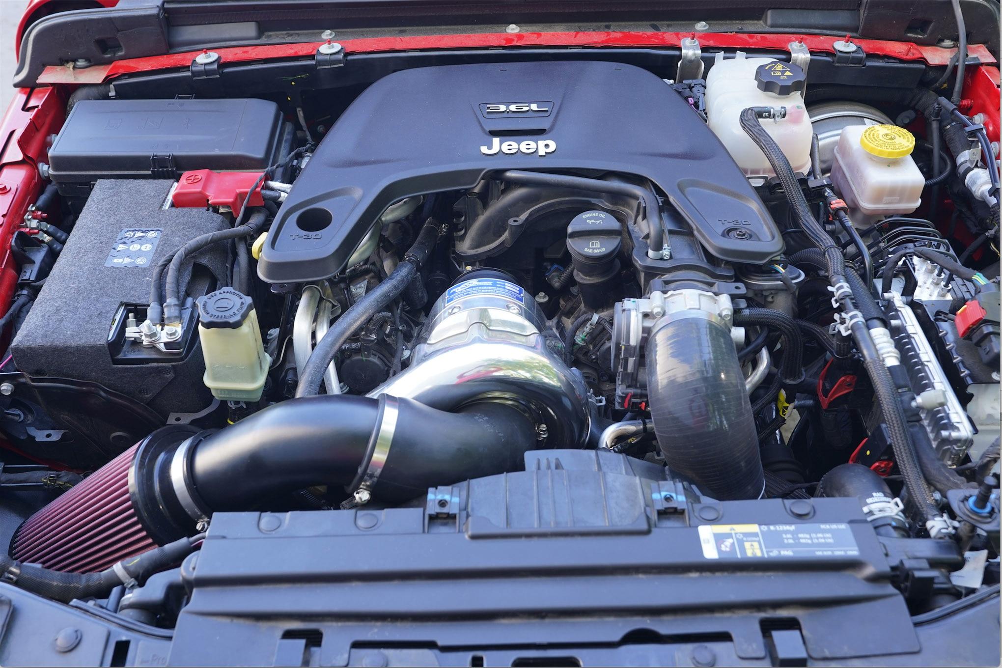 011 parts rack procharger jl supercharger