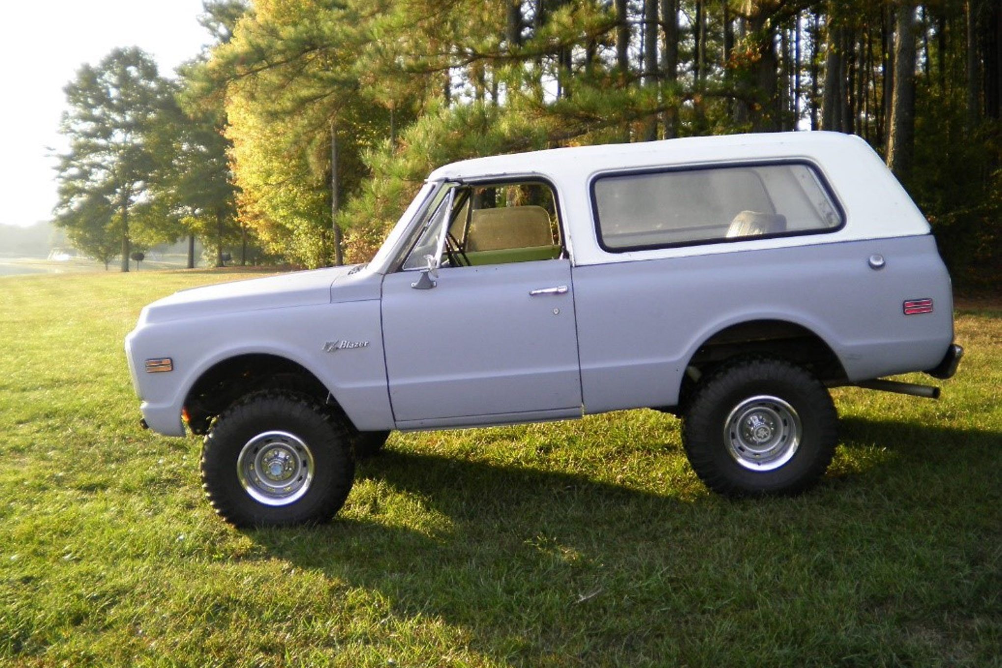 Ben Huggins 1972 Chevy K5 Blazer Bfgoodrich S What Are You