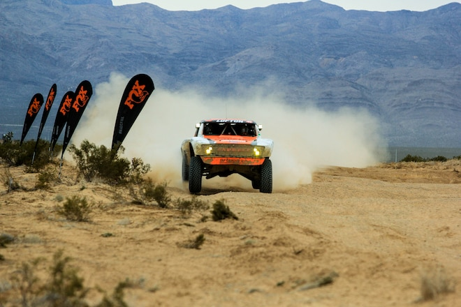 Mint 400 Makes History