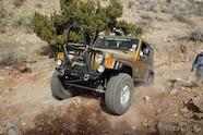 09 jeep wrangler rubicon locker mod completed
