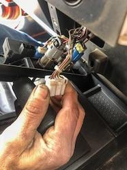 07 jeep wrangler rubicon plug