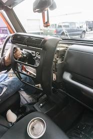 04 jeep wrangler rubicon dash removal