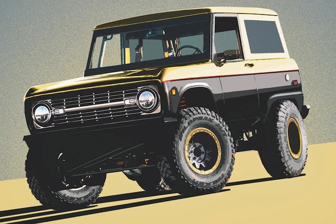Breaking News: Week to Wheelin' Vintage Bronco Build Happens June 24-29!