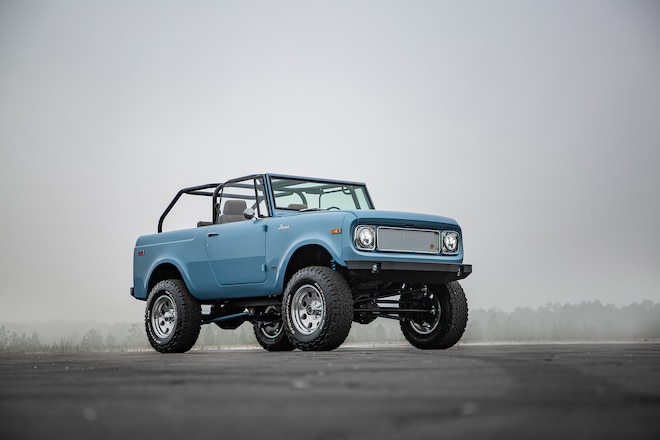 Velocity Restorations is Back With a Monster Scout