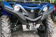 004 2016 Yamaha Grizzly ATV rear axle suspension