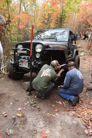 mailbag misidentified jeep cj7 renegade