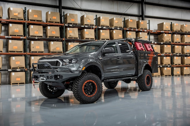 #MTSEMA18: BDS Project Ranger X First Look