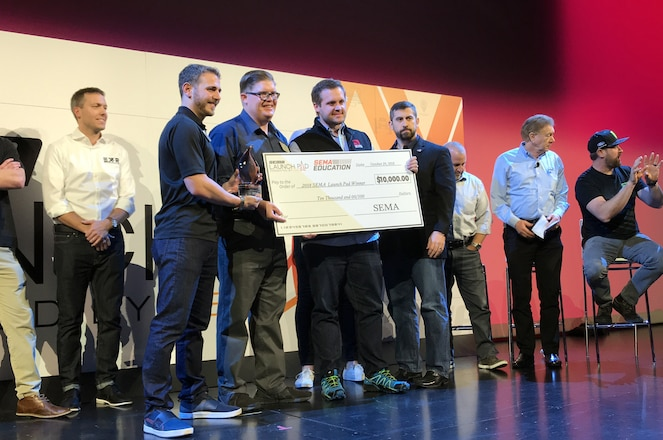 #MTSEMA18: SEMA Launch Pad Award Goes to Matt Beenen and BuiltRight Industries