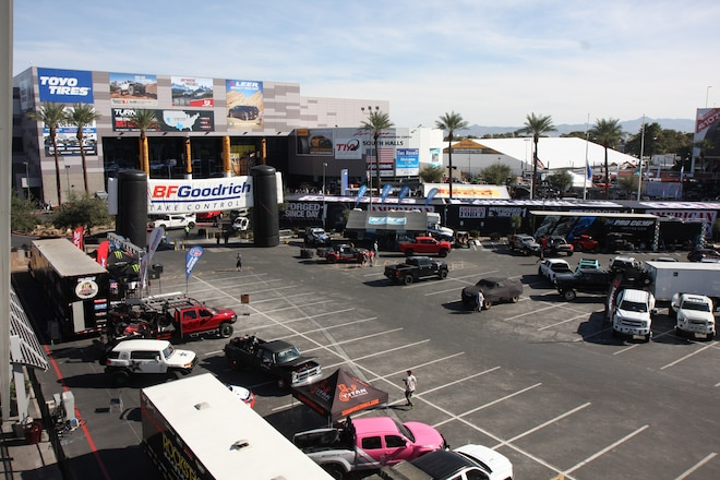 #MTSEMA18 – Move-In Day at the Bronze Lot and Surrounding Area