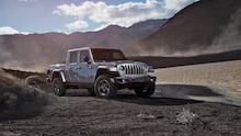 2020 Jeep Gladiator Rubicon front side view beauty