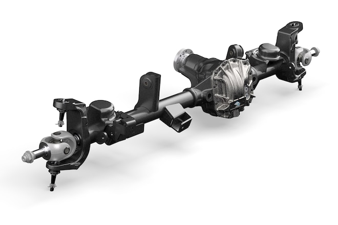 #MTSEMA18: 3 Fixes For Jeep JL Front Axle