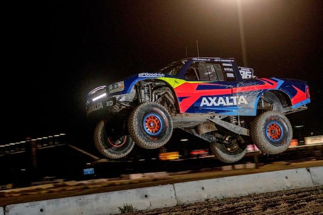 Joe Bacal to Pilot Axalta Ram Trophy Truck at 2018 Baja 1000