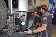 003 jeep jku jk body armor poison spyder crusher corners installation