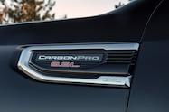 2019 gmc sierra 1500 carbonpro bed badge